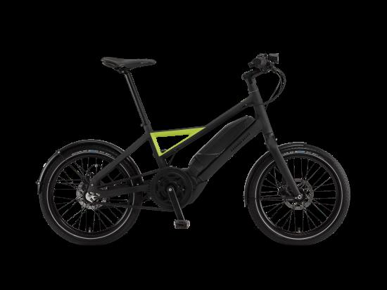 Ihopfällbar elcykel -Radius Urban