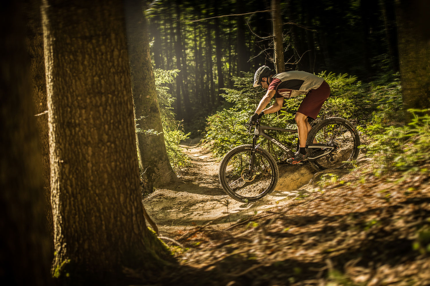 Suplest mountainbike skor
