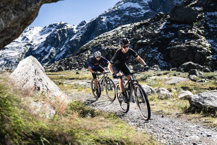 BMC mountainbike
