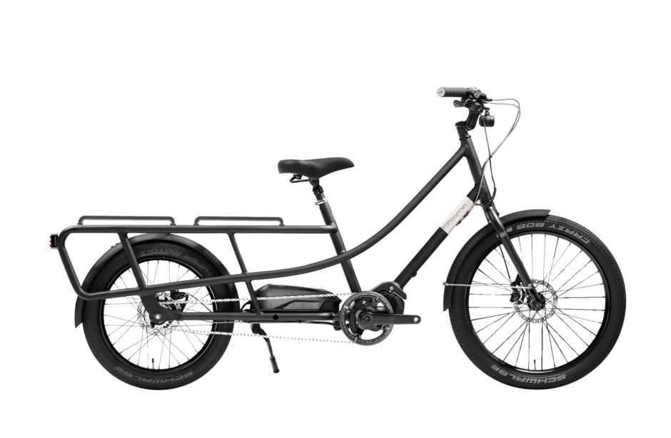 Creme Cycles Cargo Bike