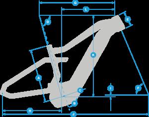 Geometry Haibike 10